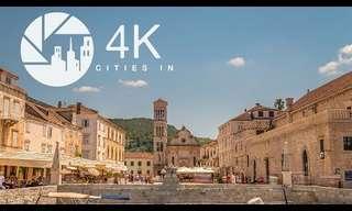 Acompáñanos a Recorrer La Belleza de Hvar, Croacia