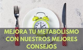 Esto Es Lo Que Puedes Hacer Para Mejorar Tu Metabolismo