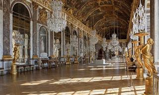 Un Paseo Por El Palacio De Versalles En París
