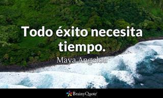11 Frases De Maya Angelou Que Recordaremos Para Siempre