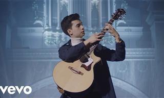 La Interpretación De Guitarra Más Hermosa Que Verás