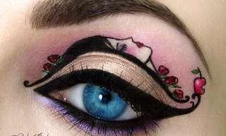 La Belleza Está En Los Ojos…