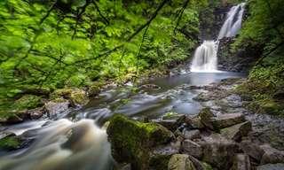 La Belleza De La Isla Escocesa De Skye
