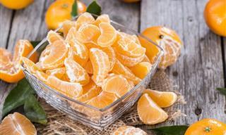 Mandarinas: Un Regalo Del Invierno