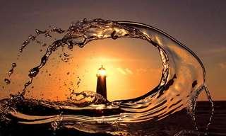 Estos Maravillosos Faros Irradian Luz y Belleza
