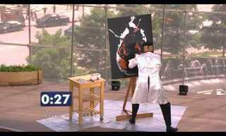 ¡Una Pintura En 90 Segundos!