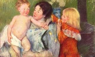 Las Pinturas Impresionistas De Mary Cassatt
