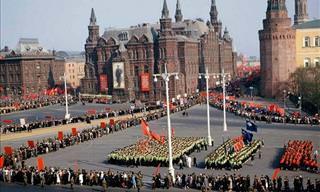 20 Fotografías Inéditas De La URSS En El Tiempo De Stalin