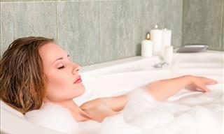 Un Fántastico Baño Para Desintoxicar Tu Cuerpo