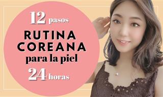 Te Presentamos Una Rutina Coreana De 24 Horas Para El Cuidado De La Piel