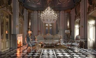 500 Años De Diseño De Salas De Estar En 12 Imágenes
