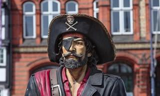Chiste: Historia De Piratas