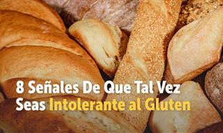 Estos 8 Síntomas Podrían Indicar Intolerancia Al Gluten