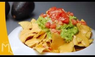 Snack Casero: Imperdibles Nachos Mexicanos