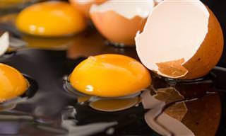10 Formas Originales De Cocinar Con Huevos