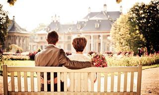 Chiste Del Día: El Matrimonio Se Basa En 1,2,3,4