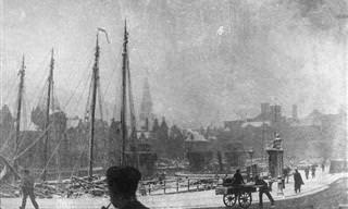 24 Fotografías De Amsterdam Entre 1890 y 1910