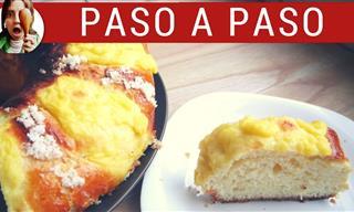 Rosca De Pascua Paso a Paso En Semana Santa