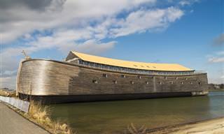 Lo Que Pasaría Si El Arca De Noé Se Contruyese Hoy