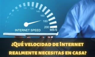 ¿Qué Tan Rápido Debe Ser El Internet De Tu Casa?
