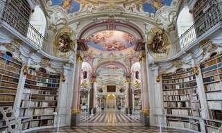 La Biblioteca Monástica Más Grande Del Mundo