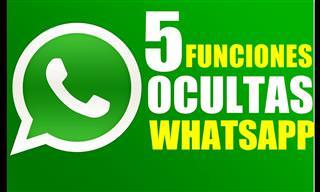 5 Funciones De WhatsApp Que No Sabías