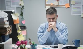 14 Sorprendentes Signos De Estrés Que Debes Evitar