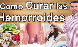 Los Remedios Naturales Para Tratar Las Molestas Hemorroides