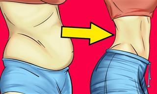 14 Comidas a Evitar Para Tener Un Estómago Plano