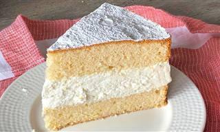 La Torta Más Fácil Del Mundo