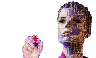 Chiste: La Secretaria Robot