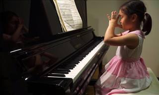 Anke Chen Toca El Piano De Forma Magistral