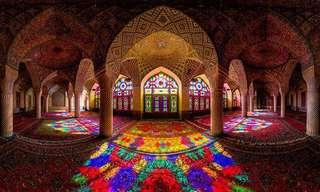 La Colorida Mezquita Rosa