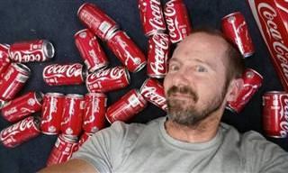 ¿Qué Puede Ocurrir Si Tomamos Demasiada Coca Cola?