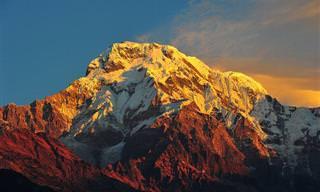 Las Montañas Más Altas De La Tierra