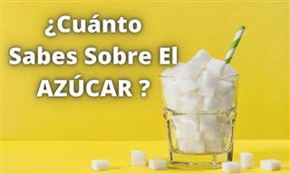Test: ¿Cuánto Sabes Sobre El Azúcar?