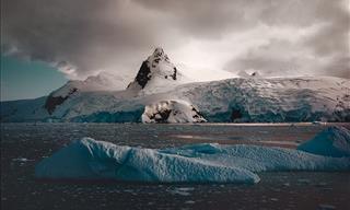 Estas Fotos Resaltan Las Cualidades Más Bellas y Luminosas De La Antártida