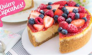 New York Cheesecake: Tu Tarta De Queso Favorita