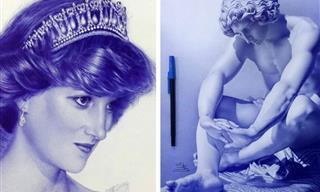 Estos Dibujos Pueden Confundirse Fácilmente Con Fotografías