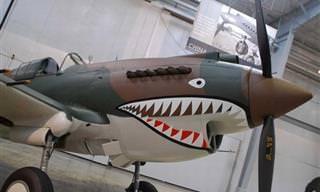 20 Asombrosos Aviones De Combate De La Segunda Guerra Mundial