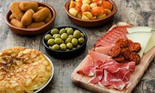 ¡12 Deliciosas Tapas Españolas Que Hay Que Probar Alguna Vez!