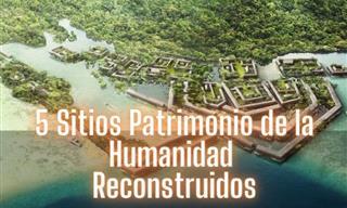 Estas Reconstrucciones Digitales Logran Dar Vida a Las Ruinas Antiguas