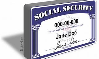 Advertencia: Nunca Des Tu Número De La Seguridad Social
