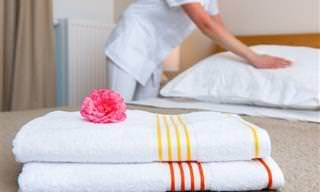 9 Secretos Que Los Hoteleros No Cuentan a Los Huéspedes