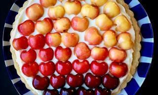 20 Hermosos y Deliciosos Diseños De Tartas De Lauren Ko