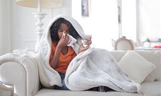 Lo Que Debes Comer y No Comer Cuando Estás Enfermo