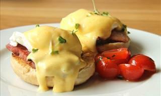 Cómo Preparar Unos Deliciosos Huevos Benedict
