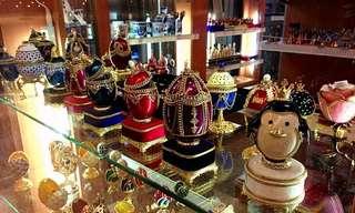 Huevos Fabergé, Verdaderas Joyas Históricas