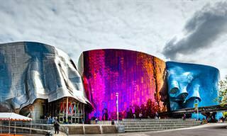 15 De Las Mejores Estructuras De Frank Gehry