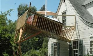 15 Divertidos Fallos En La Construcción y Diseño De Interiores